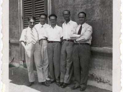 Raccolta documentaria del Gruppo di storia della fisica